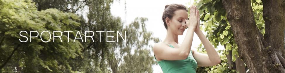 Sportarten - Yoga & Pilates