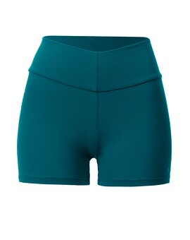 High Yoga Shorts 2093 Petrol M