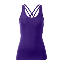 Strappy Top Ann 1102 Violett S