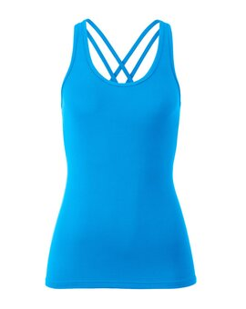 Strappy Top Ann 1102 AquaBlue XS