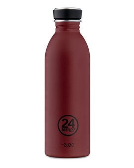 Trinkflasche 0,5 Liter Country Red Stone