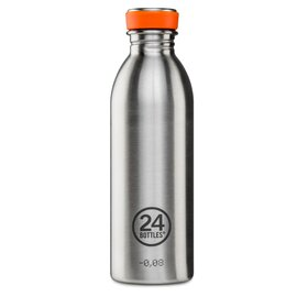 Drinking bottle 0,5 liter Steel