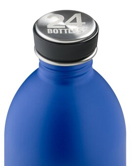 Drinking bottle 1 liter Blue