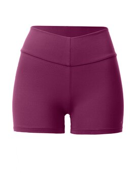 High Yoga Shorts Waldbeere S