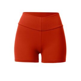 High Yoga Shorts 2093 Terracotta L