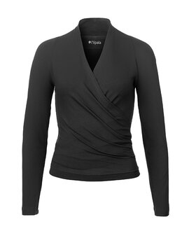 Wrap Jacket ANNA Black M