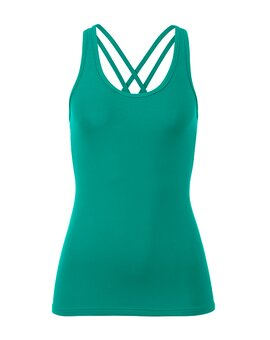Strappy Top Ann 1102 SeaGreen S