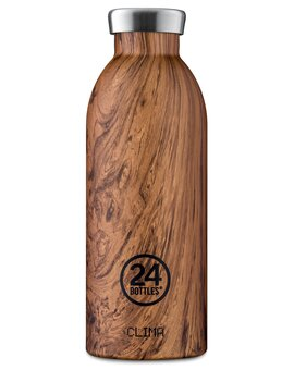 Thermos bottle 0,5 liter  Wood Sequoia