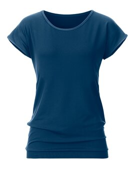 Yoga Top 1094 NavyBlue XL