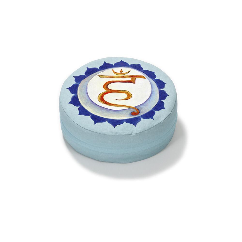 Yogazubehör online kaufen: MK h 8 cm, d 28 cm Throat Chakra Throat Chakra