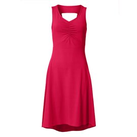 Cut Out Dress ANN WarmRed S