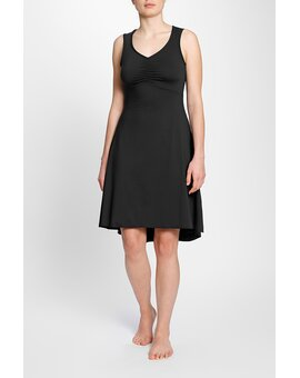 Cut Out Dress ANN SlateGrey L
