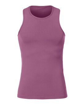 Racerback Top THEO Pflaume L