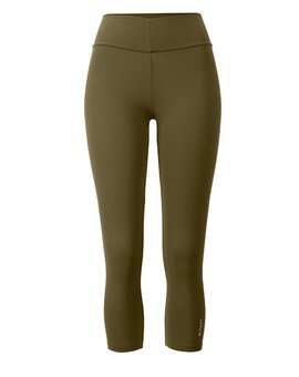High Yoga Capri 2069 OliveGreen M