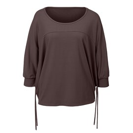 String Shirt ANN GreyBrown L