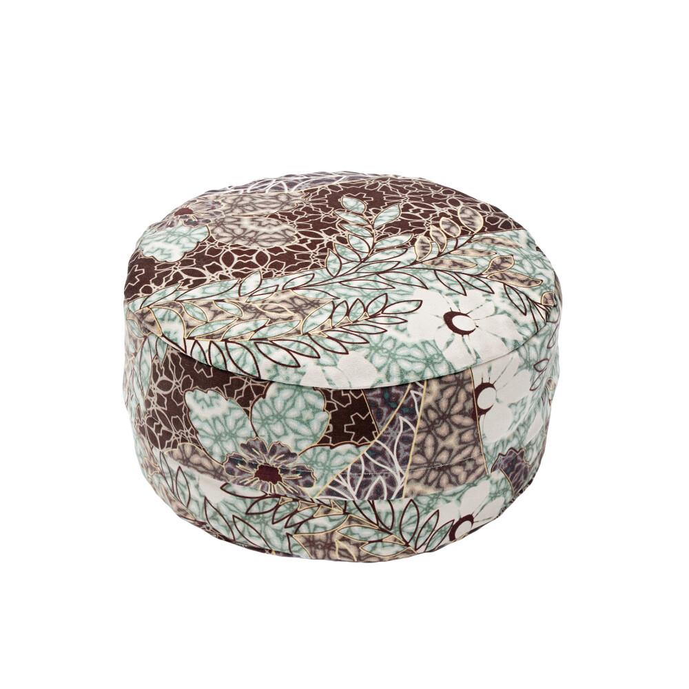 Yogazubehör online kaufen: Yogakissen NIPALA d 28 cm, h 12 cm