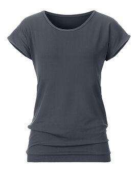 Yoga Top SlateGrey XL
