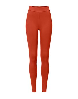 High Waist Leggings TILDA Terracotta XL